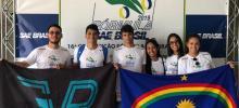 equipe participante da competição