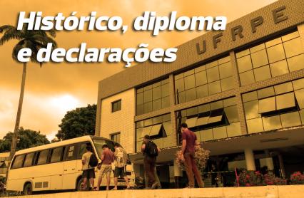 declarações e diplomas